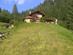 Affitto #Chalet maso di #montagna dalle prezione finiture e accessori esclusivi #Dolomiti #casevacanza