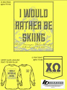 Oklahoma Chi Omega date party t-shirt #chio #tshirt #dateparty #skiparty #sorority