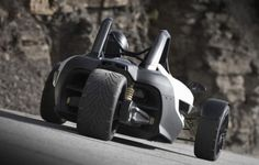 GX3 :: VW's 3-wheel sportcar //