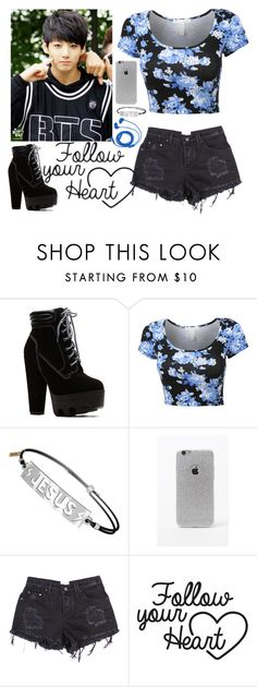 """Untitled #203"" by darkestangel13 ❤ liked on Polyvore featuring LA: Hearts, FOSSIL, women's clothing, women's fashion, women, female, woman, misses and juniors"