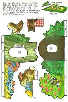 全部尺寸 | Easter pop-up planche 2. | Flickr - 相片分享!