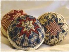 Resultado de imagen de bolinha de natal de patchwork