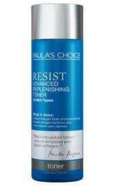 RESIST Advanced Replenishing Toner for all skin types – Paula's Choice