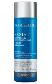 RESIST Advanced Replenishing Toner for all skin types – Paula's Choice. Just amazing. I'm 40 and this is the best my skin has ever looked.