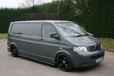 Volkswagen T5 - slammed, sorted and a one off. - VW Forum - VZi, Europe's largest VW, community and sales