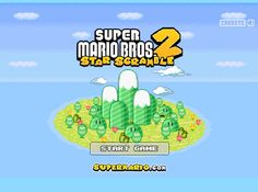 Mario Star Scramble 2 Walkthrough Play at http://www.loola2015.com/loola-mario/loola-mario-star-scramble-2-walkthrough Super Mario Star Scramble 2: Ghost Island is a sequel of the popular mario fan game. Jump, run and duck your way through all the new worlds Super Mario Star Scramble 3 has to offer! Mario has a whole lot of adventuring to do, going through open fields, dark caverns and even a castle… eventually facing his ultimate doom