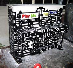 painted pianos - Bing Images