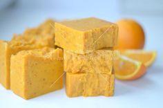 Мыло с нуля «Сочный апельсин» мастер класс приготовления мыла ручной работы