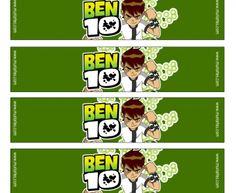 Imprimibles Ben 10