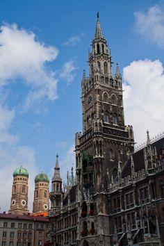 St. Peter's church in Munich