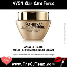 Shop Avon top rated products with our Fan Faves!  Shop the Avon skin care products consistently ranked highest by our most valued beauty expert – YOU!  See what the hype's about.  This week's Avon Skin Care Favorites include Anew Ultimate Eye System, Anew Clinical  Line Eraser with Retinol Treatment and Anew Ultimate Night Cream. Free shipping w/ $40+ #Anew #SkinCare #AvonSkinCare #FanFaves #AvonFanFaves #FanFavorites #BeautyBoss #CJTeam #FreeShipping #C13 Shop Avon Skin Care Online…
