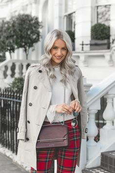 How to Style the Statement Trouser - Inthefrow