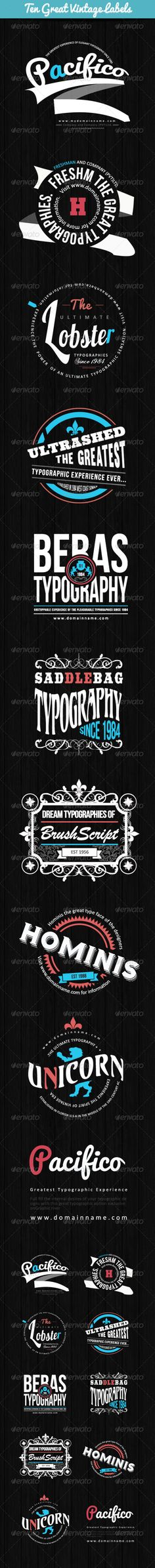 Ten Disting Insignia Collection Template | Buy and Download: http://graphicriver.net/item/ten-disting-insignia-collection/6532589?WT.ac=category_thumb&WT.z_author=second_try&ref=ksioks