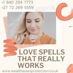 Powerful wealth protection spells and asset protection spells that work effectively. Powerful protection spells help to protect you, your family, business, etc Got Married, Getting Married, Attraction Spells, Powerful Love Spells, Protection Spells, Wrong Number, Lottery Tickets, Spell Caster, Winning The Lottery