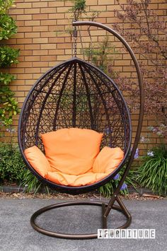 FIORI Rattan Hanging Egg Chairs , Outdoor, NZu0027s Largest Furniture Range  With Guaranteed Lowest Prices