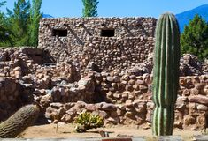 One mile southwest of the City of Globe, Arizona, stand the ruins of the ancient Salado people who occupied the site nearly 800 years ago. #AZCopperCorridor #GlobeAZ