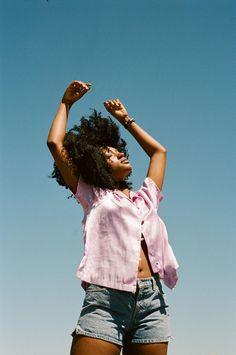 petit cours d'appréciation culturelle avec une artiste afro-américaine | read | i-D