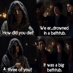 Percy Jackson OH MY WORD!!!!!! -laughing really hard- I love this part!!!!. Oh Grover<<<<I'm very sad this didn't happen in the movies