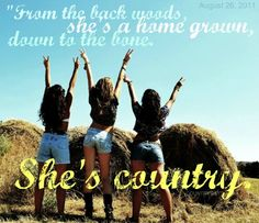 not real country ... But the saying is true