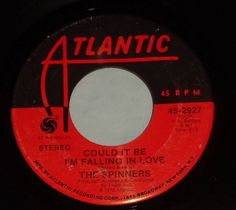"""the spinners """"could it be i'm falling in love"""""""