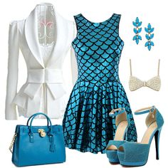 Elegant outfit, like or ignore?  Find More: http://www.imaddictedtoyou.com/