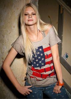 #shirt  with #USA print #bonprix