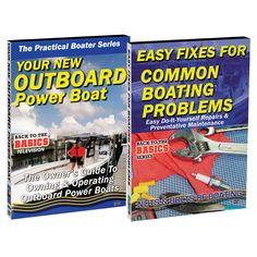 Bennett DVD - Practical Boater DVD Set - https://www.boatpartsforless.com/shop/bennett-dvd-practical-boater-dvd-set/