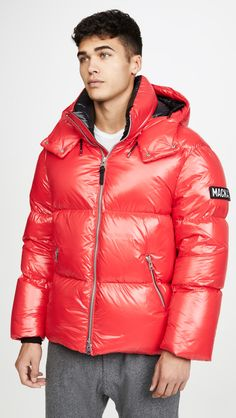 Cool Jackets, Winter Jackets, Mens Down Jacket, Pvc Raincoat, A Good Man, Beautiful Men, Overalls, Guys, Style