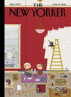 Ivan Brunetti | The New Yorker Covers
