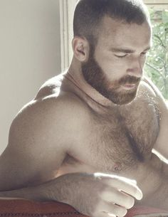 love man-fur: Yes please? SEXY, BEARDED, MEN. (sexy, hot, bearded, beards, gods, hairy, muscle bears, muscular, guys, men)