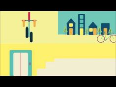 Motion Graphics animation about a healthy lifestyle, and good habits - YouTube