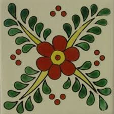 how to paint mexican flower - Google Search