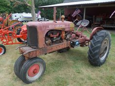 Allis-Chalmers WC or WD