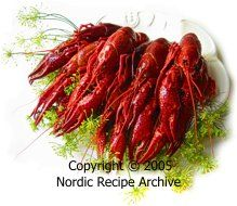 Finnish and scandinavian recipes