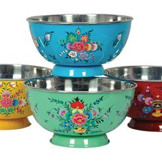 (50) Fab.com | Colorful Tableware From India http://fab.com/t13e2f