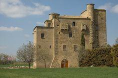 Castell de Ratera, també conegut com Castell Molí de Ratera. És un molí fariner, antic castell, del municipi dels Plans de Sió, a la Segarra (Catalonia)