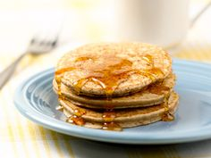 Medifast Spiced Pancakes (add sugar-free gingerbread syrup for a great holiday breakfast)