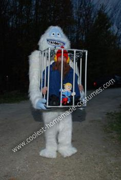 Homemade Bumble Captures Yukon Cornelious Costume: Hi there, I usually make a very unique (and complicated) costume every year, but recently took a couple years off, (due to a new baby and work).  So this