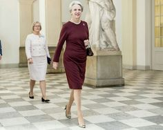 Princess Benedikte of Denmark attends a reception for the Olympic and Para Olympic participants of the 2016 Rio games. Copenhagen Denmark. October 14 2016