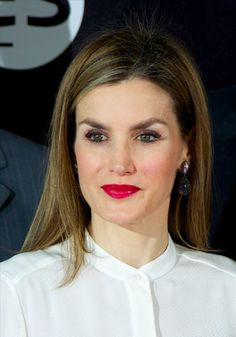 Queen Letizia of Spain attends 'Telefonica Ability Awards 2015' at Telefonica Sede on January 12, 2015 in Madrid, Spain