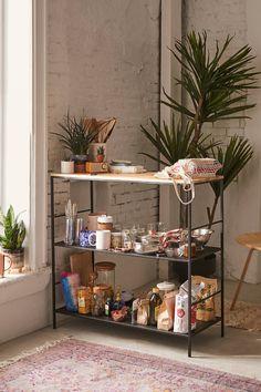 Home Interior Design And Makeover Tips Pantry Shelving, Kitchen Storage, Kitchen Decor, Kitchen Ideas, Kitchen Hacks, Kitchen Modern, Kitchen Layout, Rustic Kitchen, Apartment Furniture