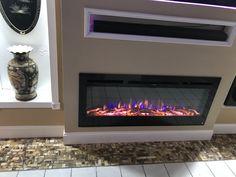 Electric Fireplace, Wall, Home Decor, Decoration Home, Room Decor, Walls, Home Interior Design, Home Decoration, Interior Design