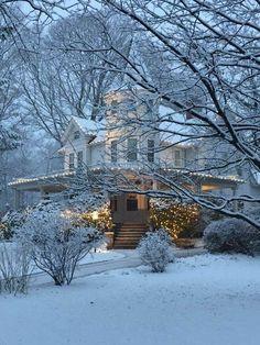Winter Szenen, Winter Magic, Winter Time, Winter Season, Winter Christmas, Winter Ideas, Winter House, Christmas Time, Winter Wonderland Decorations