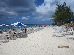 Ocean Beach, Cozumel Mexico