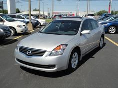 2009 Nissan Altima - loved this car