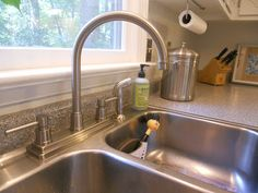 PeaHen Pad: Kitchen Makeover
