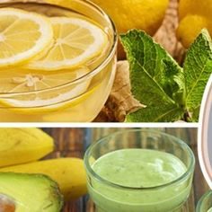 Golden Mixture Recipe- The Strongest Antibiotic and Anti-Cancer Remedy (Recipe Included) Mixture Recipe, Water Kefir, Pantothenic Acid, Beta Carotene, Detox Tea, Tea Recipes, Coconut Water, Grapefruit, Cucumber