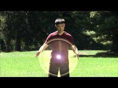 Middle Dantian - amazing energy practice of Qigong healing - YouTube