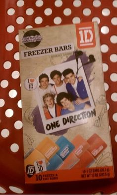 Why do we need 1D freezer bars? So we can suck them.......? I am so sorry I had too