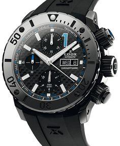 Edox | Class 1 Chronoffshore Limited Edition | Edelstahl | Uhren-Datenbank watchtime.net